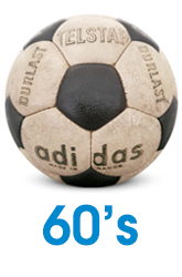 BALLS FROM THE 1960'S