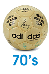 BALLS FROM THE 1970'S