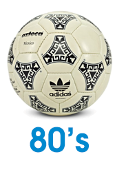BALLS FROM THE 1980'S
