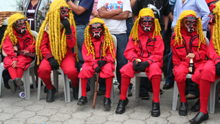 Devil's Dance in Ciudad Vieja