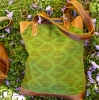 Forest Macaw Tote by Kakaw Designs