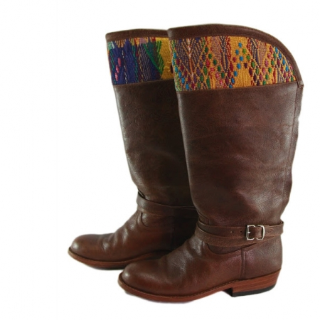 Macaw Boots by Kakaw Designs