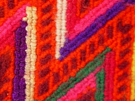 Man's Ceremonial Sash from Chichicastenango