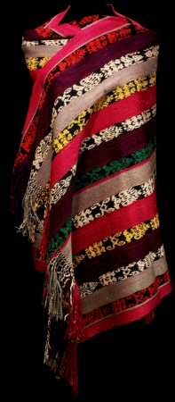 Woman's Shawl from Quetzaltenango