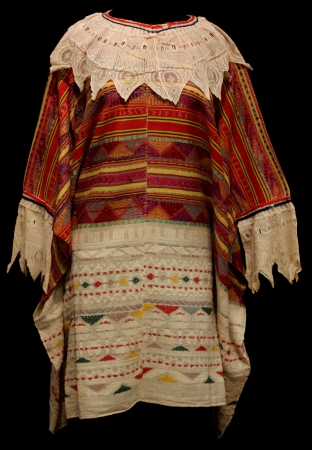 Ceremonial Huipil from Santa Lucia Utatlán