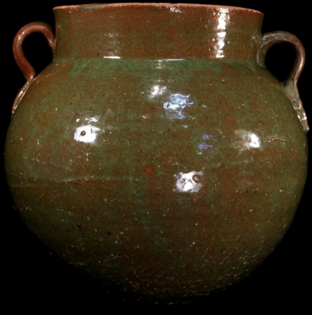 Dark Green Pot